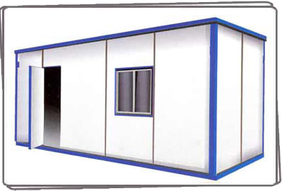 Prefabricated cabins rooms porta cabin rooms for Prefab room